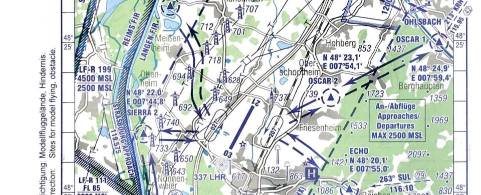 Sichtanflugkarte EDTL