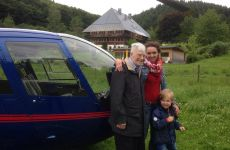 Ältester Flugschüler von HTC