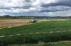 Rundflugaktion in Orsingen-Nenzingen