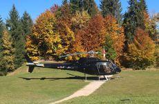 Kundenflug nach Berchtesgaden