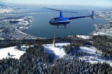 Winteraktion: Bodensee-Rundflüge