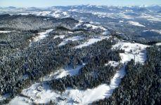 Winteraktion: Schwarzwald-Rundflüge