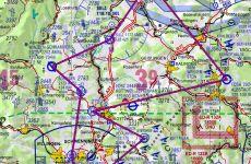 PPL(H) Navigationsausbildung