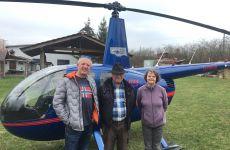 Charterflug zum Schleppersammler