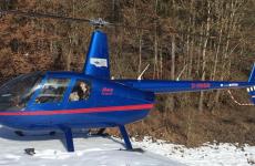 Grundüberholung - Leben eines Robinson R44