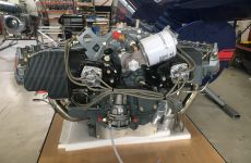 Grundüberholung - Triebwerk IO-540-AE1E5