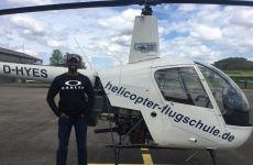 Jährlicher Überprüfungsflug R22