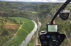 Sonderaktion: 10% Rabatt auf Donautal-Rundflüge