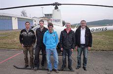 12. Fluglehrerlehrgang