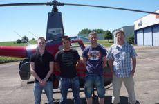 8. Fluglehrerlehrgang