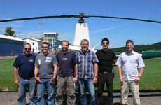 Der bundesweit erste internationale Fluglehrerlehrgang nach JAR
