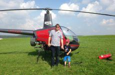 Fliegerfest auf dem Segelfluggelände Schreckhof