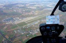 Funknavigation und Fliegen im kontrollierten Luftraum