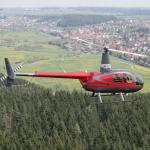 Rundflug für 3 Personen über den Schwarzwald