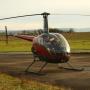 Schnupperflug mit einer R22
