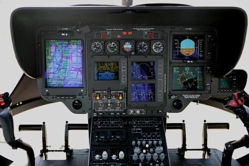 Cockpit EC1235