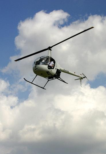 hubschrauber privatpilot werden