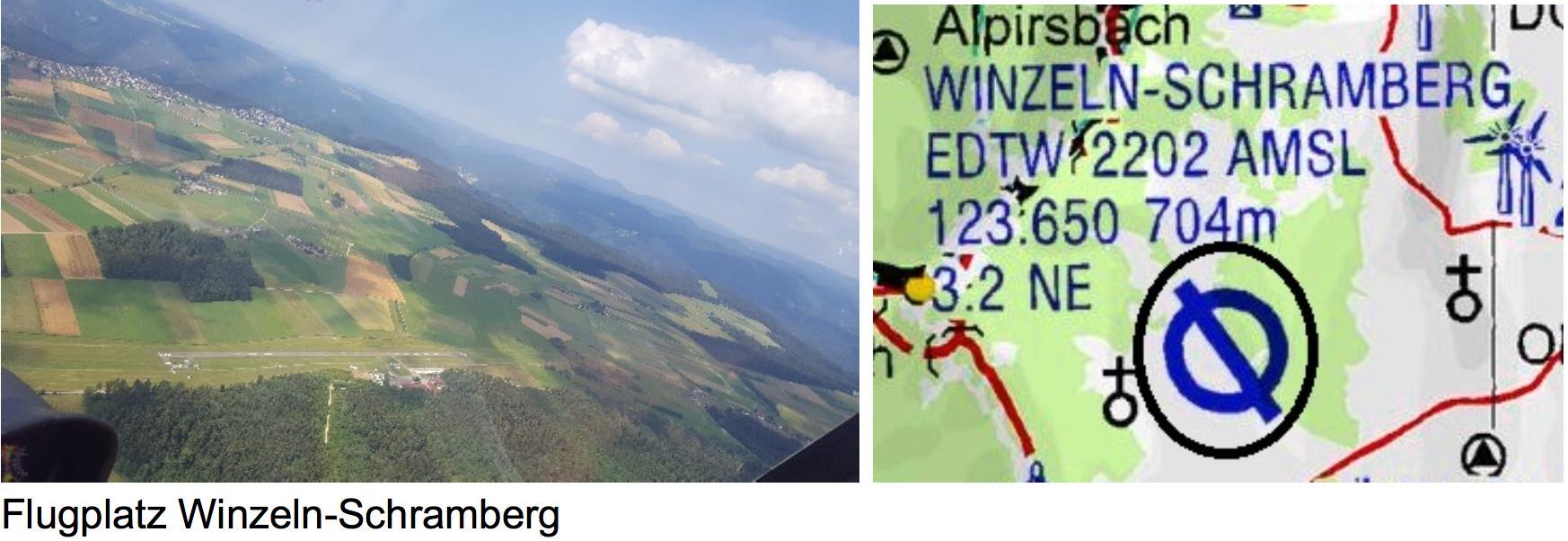winzeln-flug
